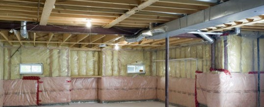 Basement Insulation & Basement Insulation | Basement Finishing Utah | Utah Basement ...