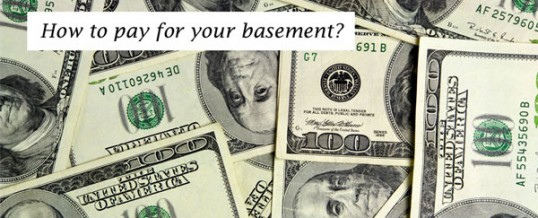 Marvelous How To Pay For Basement Finishing