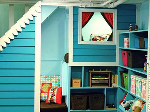 ... Basement Ideas For Kids Area