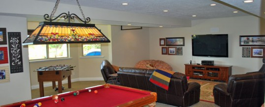 How Much Is It To Finish A Basement Home Design